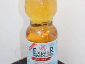 Leckere Apfelschorle von Extaler