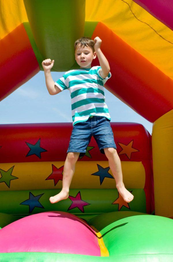 Hüpfburg für Kindergeburtstage oder ähnliche Veranstaltungen