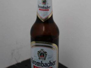 Alkoholfreies Pilsener von Krombacher