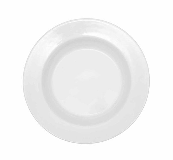 tiefer Teller für Essen