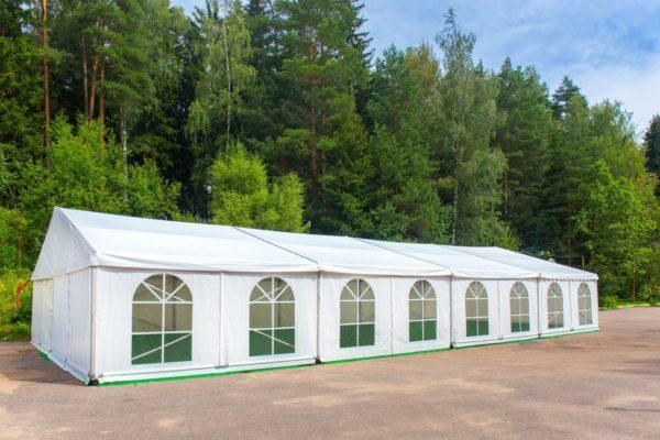 Zelt für mittelgroße Veranstaltungen