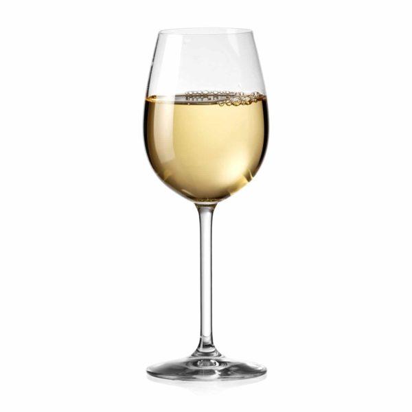 Glas für Weißwein
